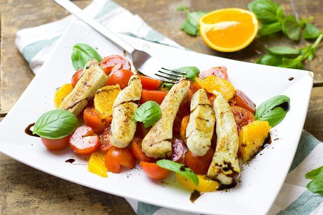 Obiad powinien być najbardziej pożywnym posiłkiem w trakcie dnia.